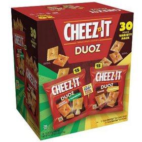 Cheez-It Duoz (1.5 oz., 30 ct.)
