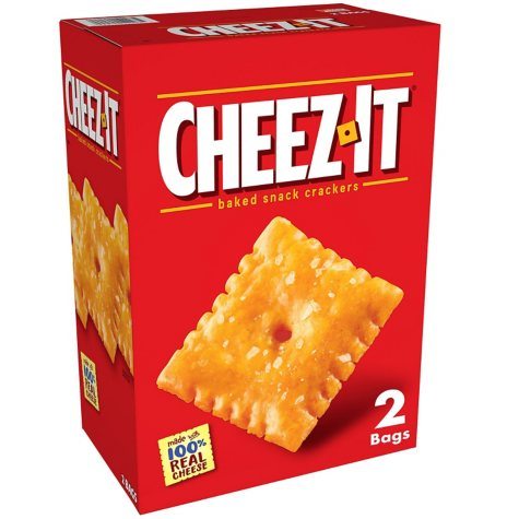 Cheez-It Original Crackers (24 oz., 2 ct.)