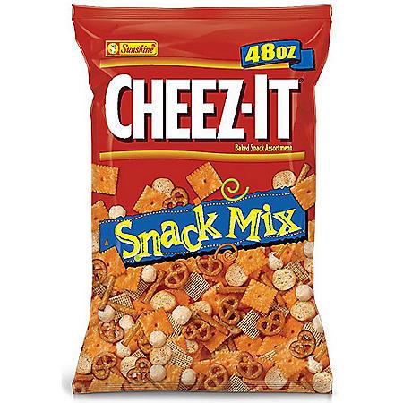 Sunshine® Cheez-It® Snack Mix - Original - 48 oz.