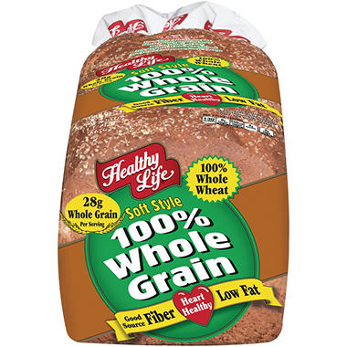 Healthy Life 100% Whole Grain Soft Style (20 oz.)