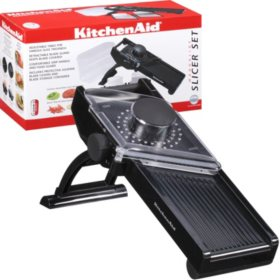 KitchenAid Mandoline Slicer Set - Sam's Club