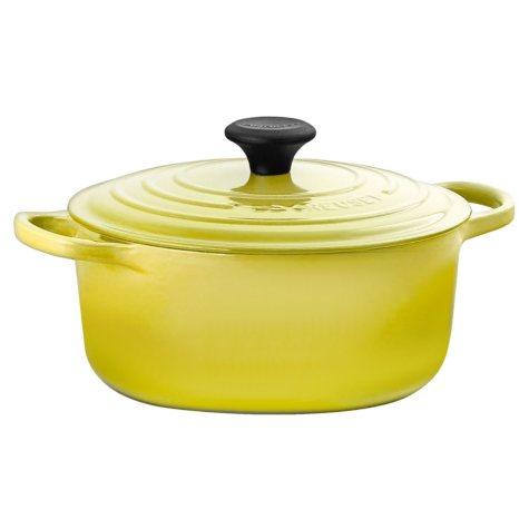 Le Creuset Cast Iron Round Dutch Oven, 4.5 qt.