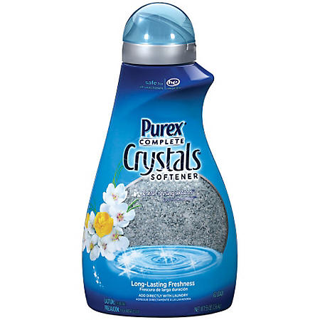 Purex Fresh Spring Waters Crystals Laundry Enhancer - 65 loads -  57.7 oz.