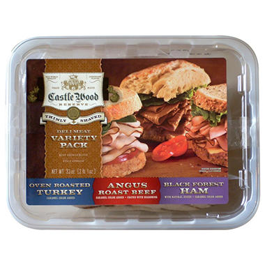 Castle Wood® Deli Meat