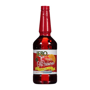 Jero Old Fashioned Cocktail Mix (32 fl. oz.)