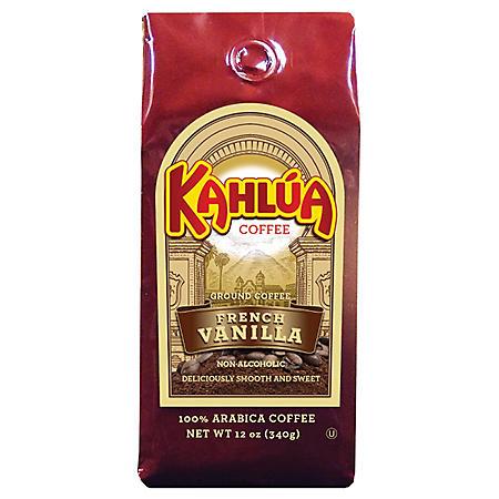 Kahlua Coffee, French Vanilla (12 oz., 6 pk.)