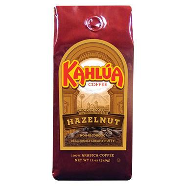 Kahlua Coffee, Hazelnut (12 Oz., 6 Pk.)