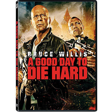 A Good Day To Die Hard (DVD) (Widescreen)