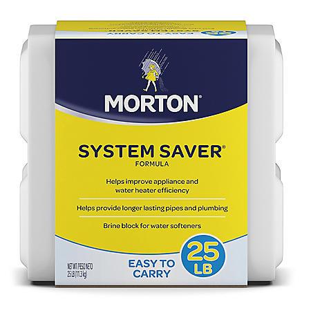 Morton System Saver Formula Brine Block (25 lbs.)