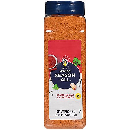 Morton Season-All Seasoned Salt (35 oz.)