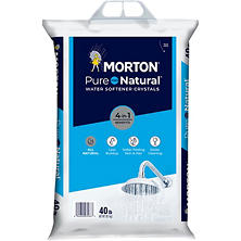 Morton Solar Salt Water Softening Crystals (40 lbs.)