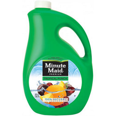 Minute Maid Tropical Punch - 128 oz.