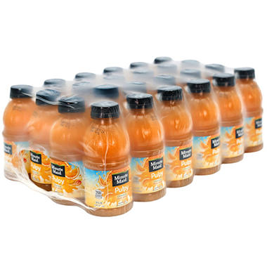 Minute Maid Pulpy Orange Fruit Drink (16 fl. oz., 24 pk.)