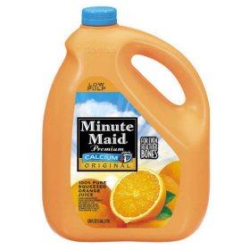 Minute Maid Original + Calcium Orange Juice (1 gal.)
