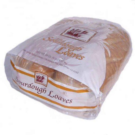 Palm Springs Sourdough Loaves - 32 oz. - 2 pk.