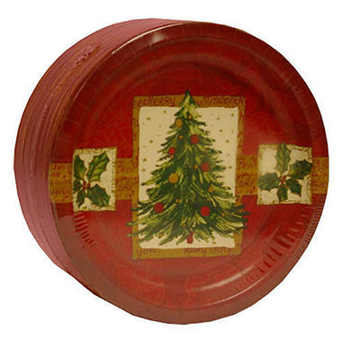 Performa Holiday Plate - 75 ct