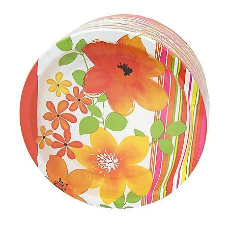 Artstyle™ Citrus Vibrance Performa Plates - 75 ct.