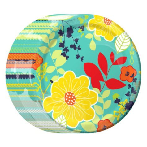 "Artstyle Brookfield 10.25"" Dinner Paper Plates (80 ct.)"