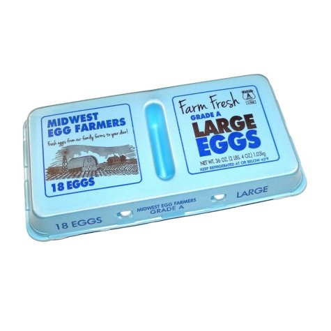 Midwest Farms Fresh Eggs (18 ct.)