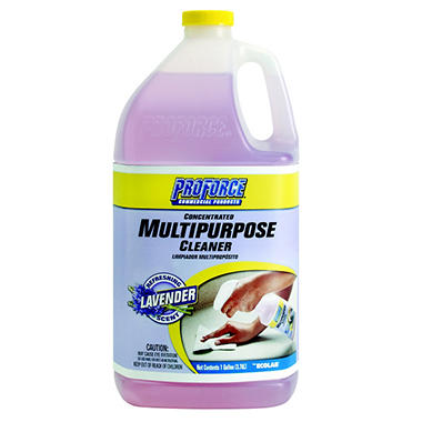 ProForce Multipurpose Cleaner - Lavender Scent - 1 gal.