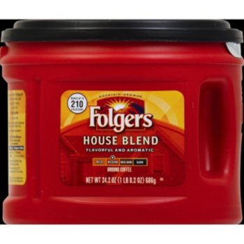 24.2oz Folgers Ground Coffee (various flavors)