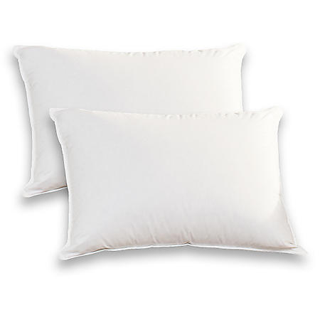 Nature's Touch® Down Caress Pillows - King - 2 pk.