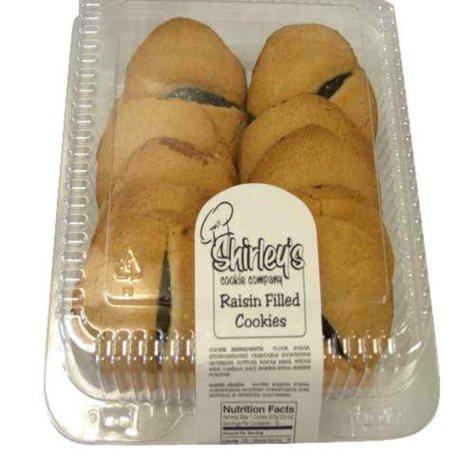Shirley's Raisin Filled Cookies (24 oz.)