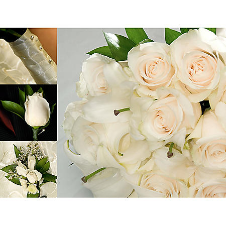 Wedding Collection White (43 pieces)