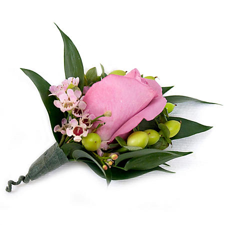 Wedding Collection Bright, Corsage and Boutonniere ( Choose 12 or 24 pieces)