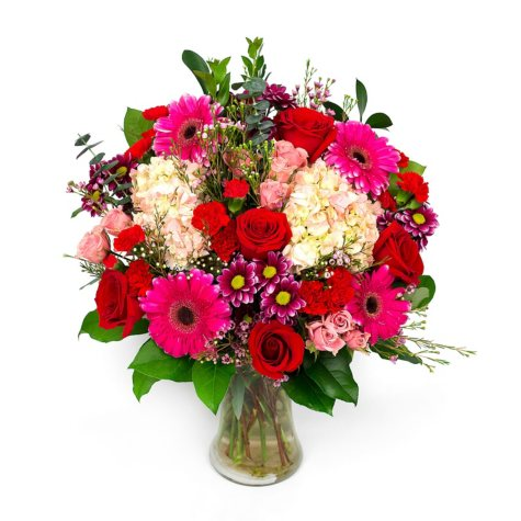 I Love You More Valentine's Day Bouquet