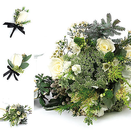 Wedding Collection Rustic Chic (33 pieces)