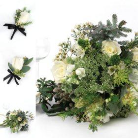 Bulk wedding flowers sams club rustic chic wedding collection 17 piece mightylinksfo