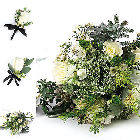 Wedding Collection Rustic Chic (43 pieces)