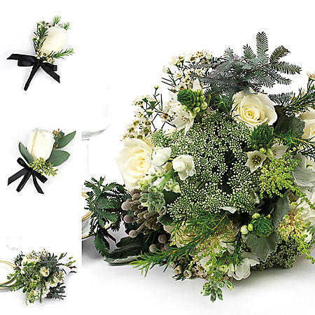 Wedding Collection Rustic Chic (23 pieces)