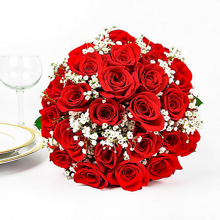 Wedding Collection Red Rose