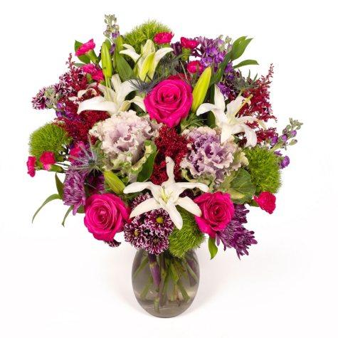 Wildly in Love Valentine's Day Bouquet