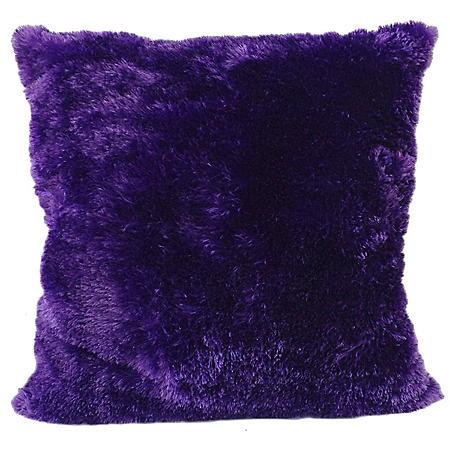 Shaggy Shimmer Euro Pillow