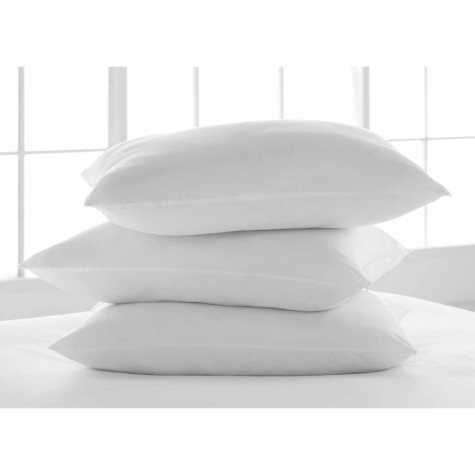 Breathewell AAFA-Certified White Goose Down Pillow (Various Sizes)