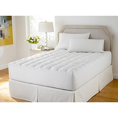 Healthy Home Down-Alternative Mattress Pad (Various Sizes)