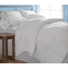 AAFA-Certified White Duck Down Comforter