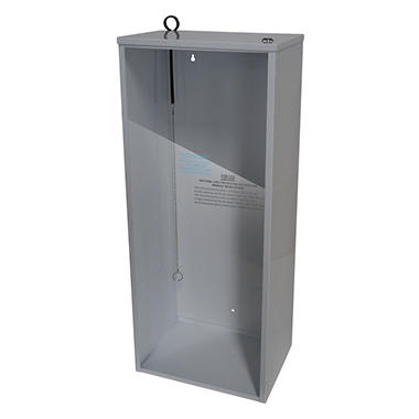 20 lb. Steel Surface Mount Fire Extinguisher Cabinet