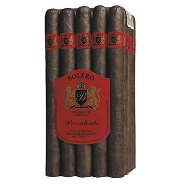 Bolero Presidente Cigars - 25 ct.