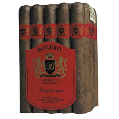 Bolero Supremo Cigars - 25 ct.