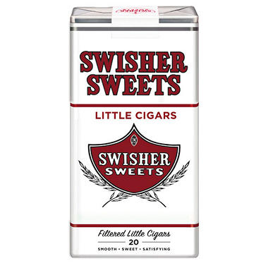 Swisher Sweets Mild Lil Cigars (10/20 pk., 200 ct.)