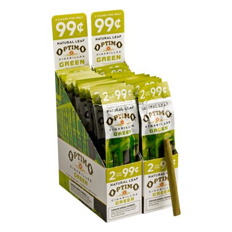 Optimo Green Cigars (2 pk., 30 ct.)