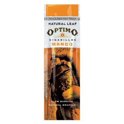 Optimo Cigarillos, Mango (2 per pouch, 30 ct.)