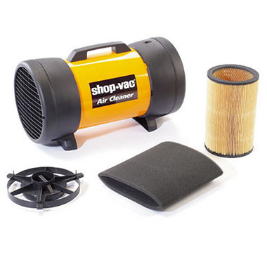 Shop-Vac Air Cleaner/Air Management System