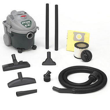 Shop-Vac AllAround Plus Wet/Dry Vac - 4.5 Peak HP - 4 gal.