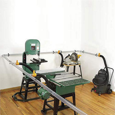 Fresh Cabinet Shop Dust Collection Systems