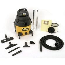Shop-Vac Industrial Vacuum - 6.5 Peak HP - 8 Gal